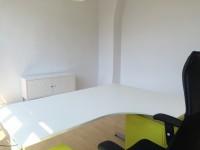 Kontoret er på 40 m2