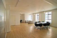 Kontoret er på 110 m2