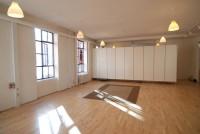 Arealet er på 205 m2