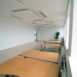 Kontoret kan kombineres med andet kontor