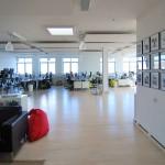 Kontoret er på hele 292 m2